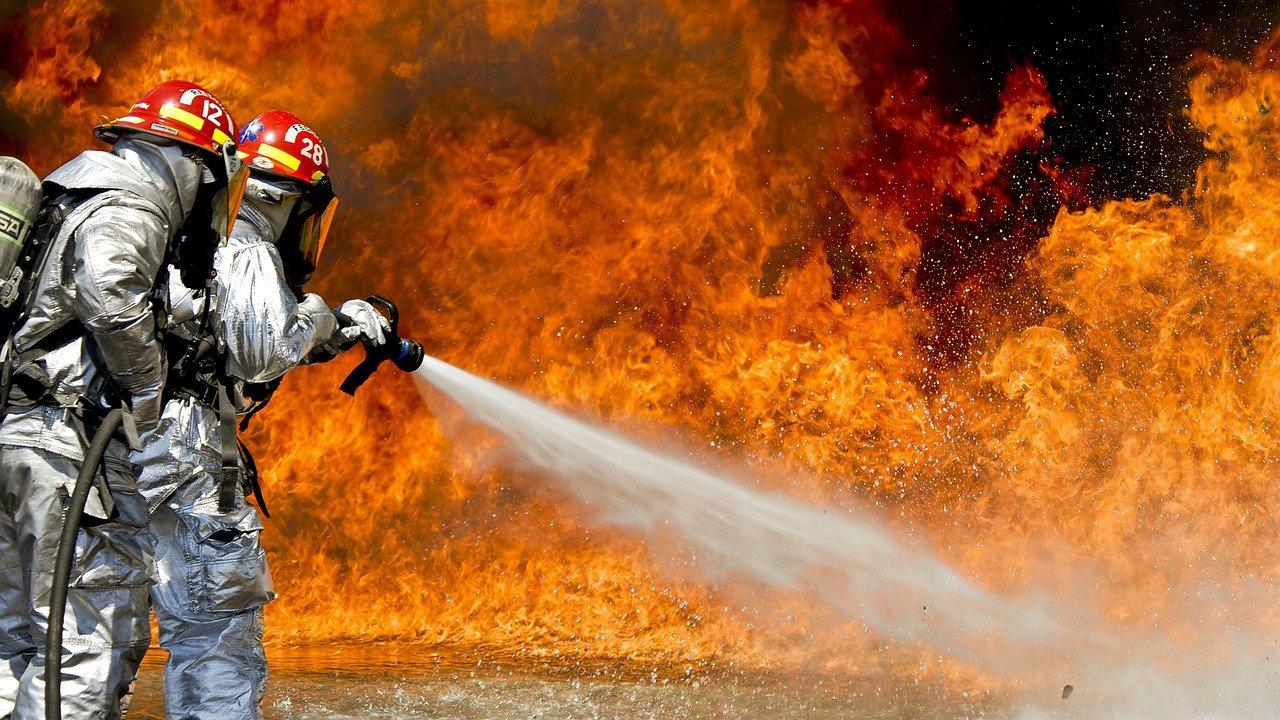 prevenzione incendi e termografia